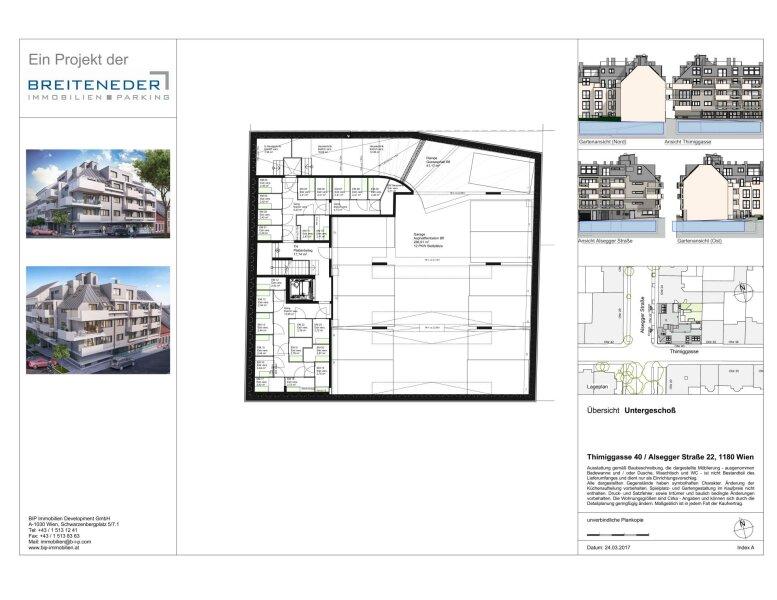 Thimiggasse 40 - Moderne Apartments in ruhiger Grünlage in Wien Gersthof /  / 1180Wien / Bild 3
