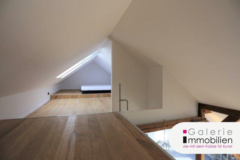 Exklusive Dachgeschoßwohnung mit Grünblick, Eigengarten und Parkplatz Objekt_35143 Bild_40