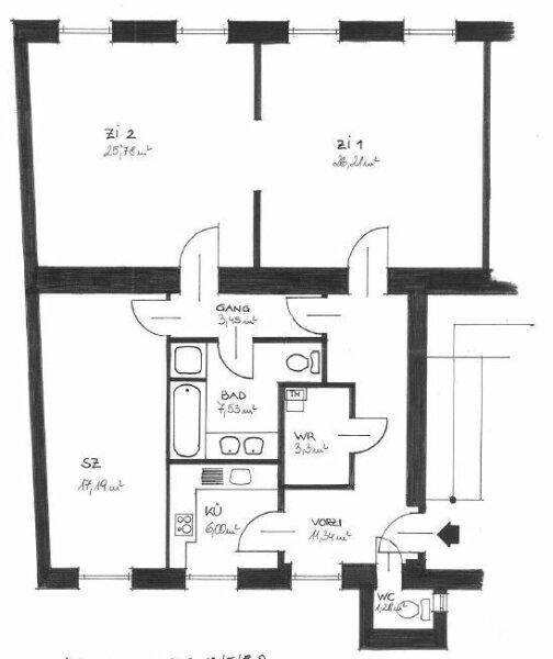 Helle 3-Zimmer-Wohnung mit Grünblick /  / 1030Wien / Bild 10