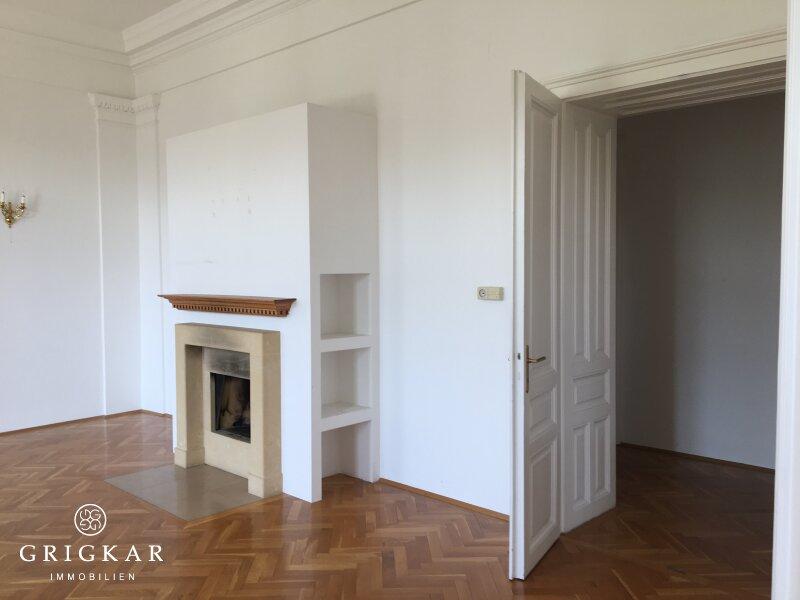 herrschaftliche Altbauwohnung mit Terrasse Salmannsdorf - Neustift am Walde