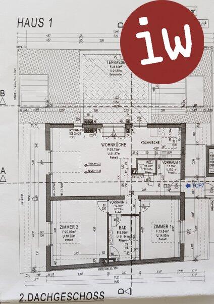 Tolle Dachterrassenwohnung Topzentrumslage, das Stift zum Greifen nah! Objekt_511 Bild_53