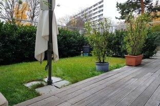 Квартира с садом