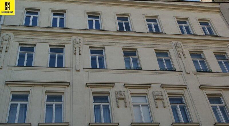 Provisionsfrei für den Käufer - 3 Zimmer Alt-Wiener Vorsorgewohnung mit Balkon - Nähe Hauptbahnhof - Hohes Wertsteigerungspotential
