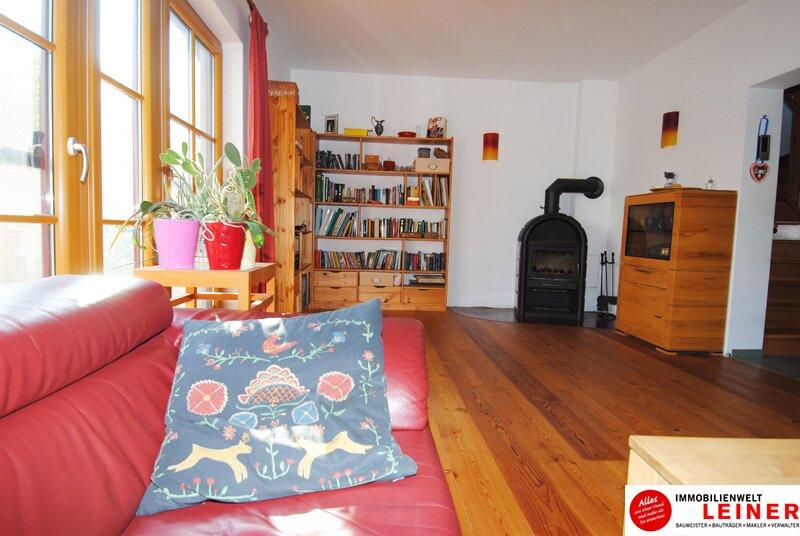 Margarethen am Moos -  Nähe Wien: Charmantes Einfamilienhaus mit Pool, Naturgarten und Ausbaupotenzial! Objekt_9363 Bild_578