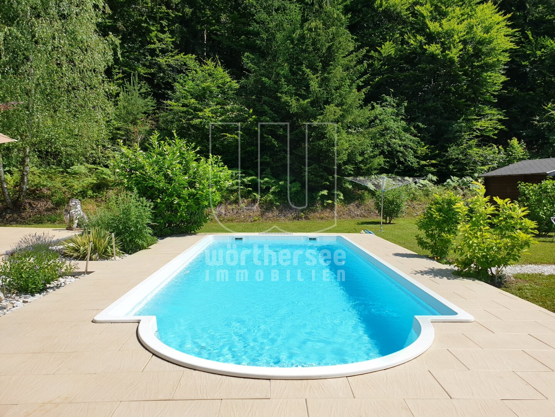 Pool 8x4m