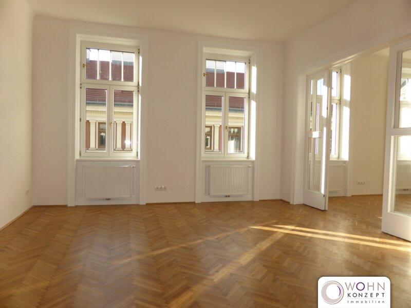 Unbefristeter 125m² Stilaltbau mit Einbauküche - 1030 Wien