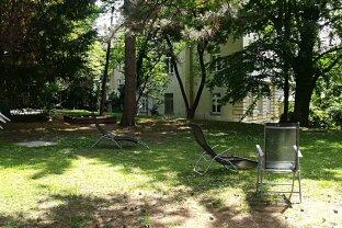 19. Döbling: ZENTRALE GRÜNRUHELAGE, barrierefreie große 74m² Zimmer Wohnung mit Gartenmitbenützung
