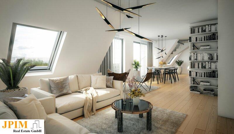 PROVISIONSFREI! 5-Zimmer-Dachgeschosswohnung mit 360° Blick Dachterrasse /  / 1220Wien / Bild 0