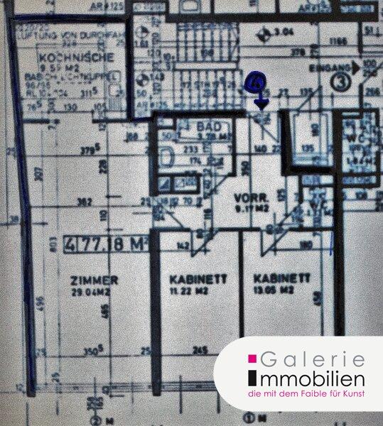 Ideal für Studenten/WG-geeignet - 3-Zimmer-Neubauwohnung - zentral begehbar Objekt_35145 Bild_101