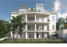 Traumhafte 4-Zimmer-Gartenwohnung in stilvoller Villa - Lifestyle auf höchstem Niveau - PARKVILLA M17