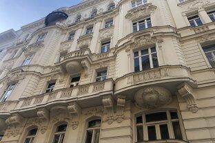 Herrliches Altbaubüro mit Balkon | Nähe STUBENRING ||