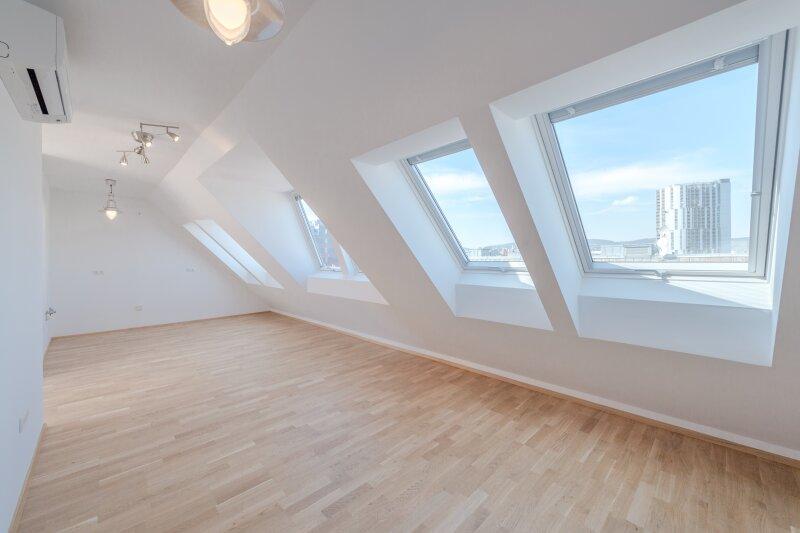 ++NEU** Hochwertiger 4-Zimmer DG-Erstbezug, Dachterrasse mit Weitblick! Tolle Raumaufteilung! /  / 1200Wien / Bild 7