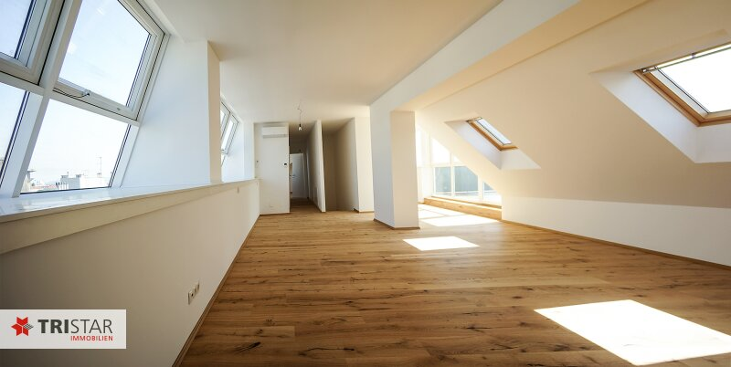 NEU! ++ Unbefristet + großzügige 4 Zimmer DG-Wohnung (ca. 187 m² + 36 m² Terrasse) +  ca. 100 m vom Augarten entfernt + 1020 Wien ++ /  / 1020Wien / Bild 10