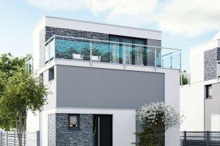 Stilvolles Doppelhaus SCHLÜSSELFERTIG in Brunn am Gebirge inkl. Grundstück