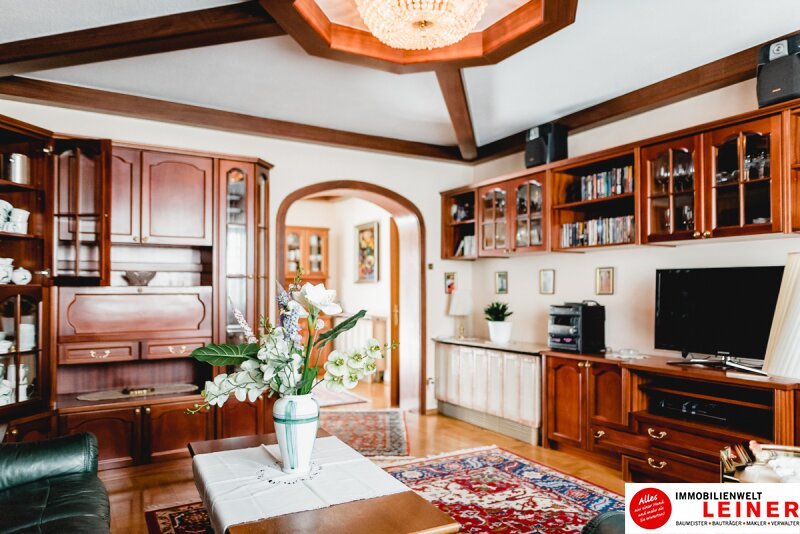 Schwechat: stilvolle Zwei - Familienvilla direkt am Kellerberg! Objekt_9880 Bild_616