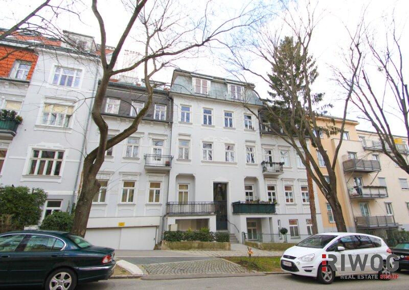 Möblierte 3 Zimmer ALTBAUWOHNUNG mit kleinem BALKON, schönes Haus, gute Lage /  / 1180Wien / Bild 8