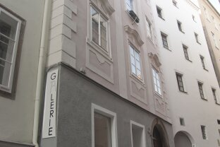 Kleine, feine Single- oder Pärchenwohnung in der Linzer Altstadt