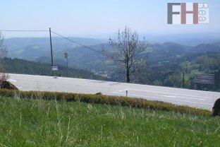 ERFOLGREICH VERMITTELT! Schöner Baugrund mit toller Fernsicht am Ortsrand von Mönichkirchen