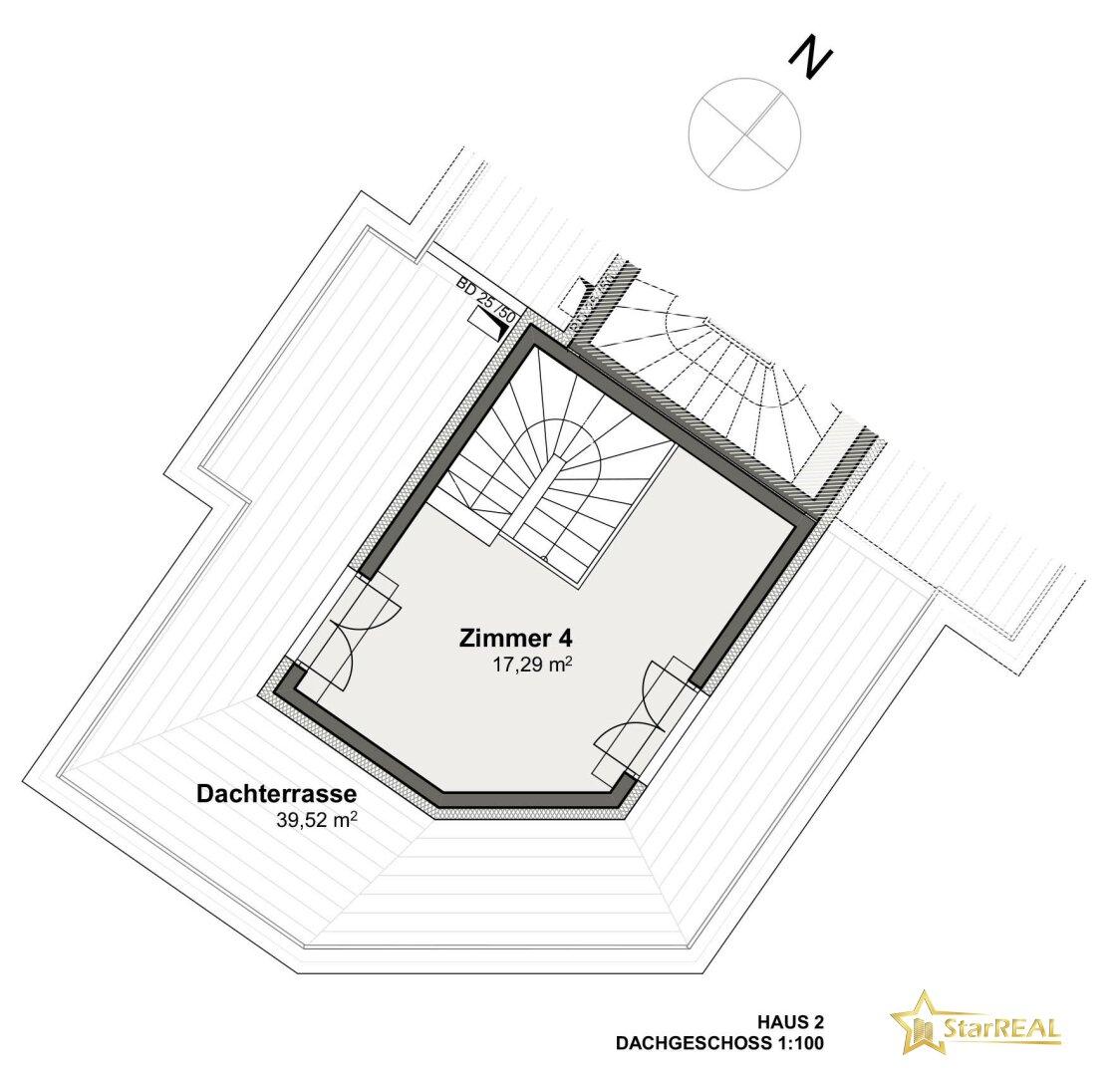 DACHGESCHOSS HAUS 2