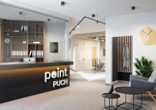 VERKAUFT - point PUCH - PENTHOUSE OFFICE