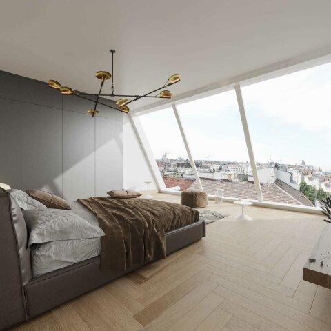 Foto von +RARITÄT+ Hochwertige 3-4 Zimmer Dachgeschoßwohnung neben dem AKH samt 2 Terrassen++ Mit Möglichkeit auf eine 360*Terrasse darüer!!!
