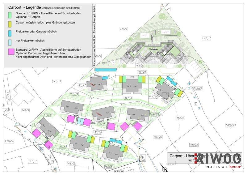 Wohnen über Voitsberg - *Projekt Terrassenberg* stellt sich vor .. (DHH 8) /  / 8570Voitsberg / Bild 4
