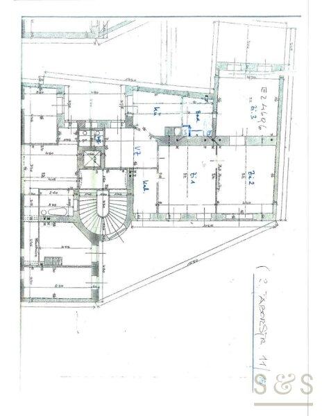 Karmeliterplatz  - Schwedenplatz - Nähe / 115 m² unbefristete Hauptmiete / Hofruhelage /  / 1020Wien / Bild 2