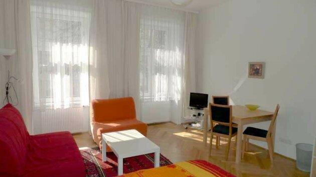 Traumhafte, kleine Wohnung bei der Wirtschaftsuni