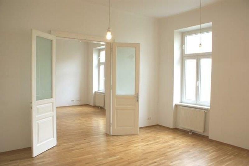 Helle 3-Zimmer-Wohnung mit Grünblick /  / 1030Wien / Bild 2