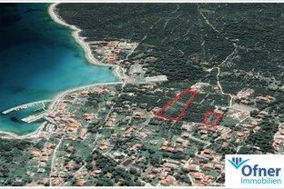Der ideale Neustart in idyllischer Natur - Baugrundstücke auf der autofreien Insel Silba in Dalmatien