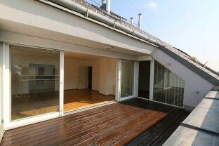 Dachterrassenwohnung in Erstbezugsqualität