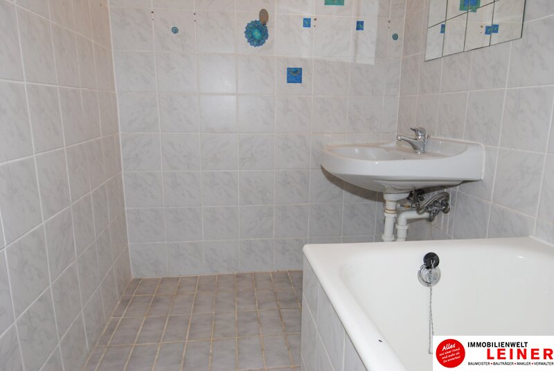 Schwechat: ideales Arbeiterquartier - 1 Zimmer Mietwohnung in Bahnhofnähe! Objekt_9822 Bild_436