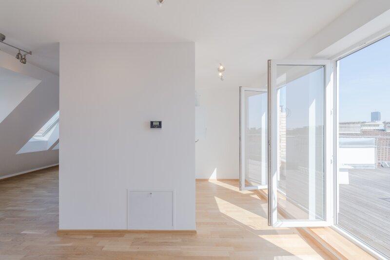 ++NEU** Hochwertiger 4-Zimmer DG-Erstbezug, Dachterrasse mit Weitblick! Tolle Raumaufteilung! /  / 1200Wien / Bild 9