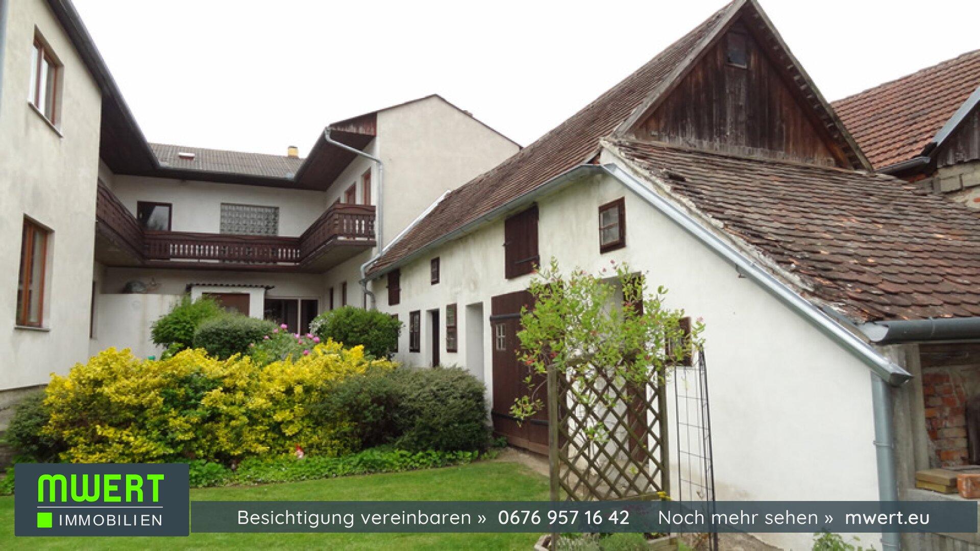 Haus im Waldviertel, Retz, Weitersfeld