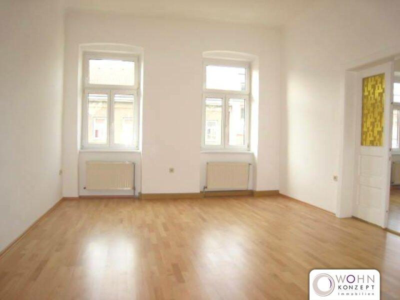 Unbefristeter 63m² Altbau mit Einbauküche Nähe Augarten - 1200 Wien