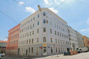1180 Wien, Dachgeschoßausbau mit Baubewilligung für 4 Wohneinheiten