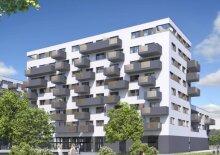 3-Zimmer Neubauwohnung mit großzügigem Balkon
