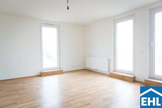 Moderne und schön ausgestattete Wohnung an der Grenze zu Margareten