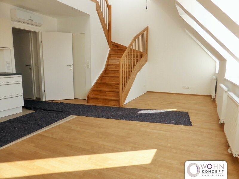 Erstbezug: 95m² Dachausbau + 10m² Terrasse mit Einbauküche - 1090 Wien /  / 1090Wien / Bild 5