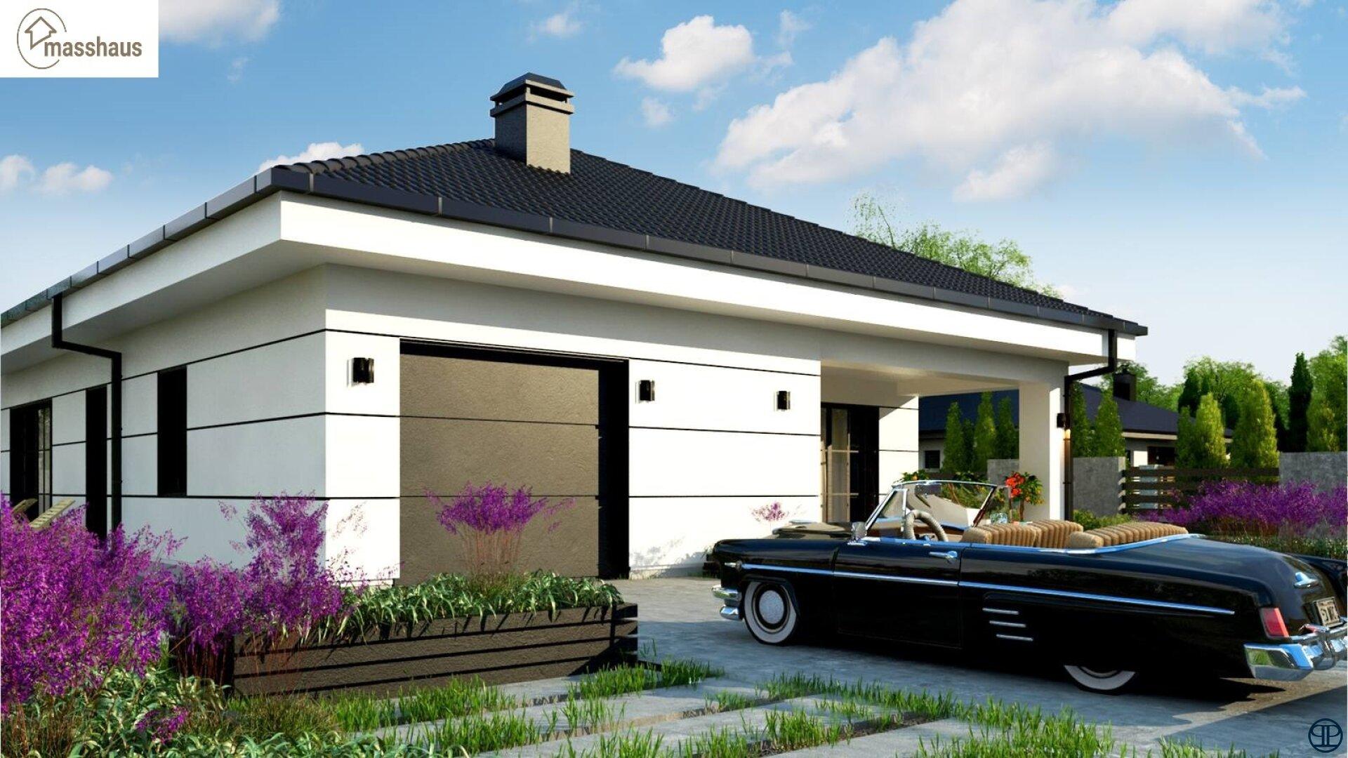 Mögliches Haus, mit Fixpreis