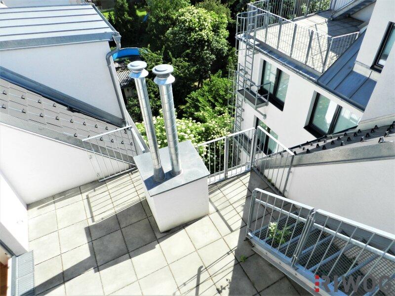 Im Herzen Hetzendorfs - Dachgeschoss-Wohnung mit zwei Terrassen und traumhaften Weitblick   inkl. Stellplatz /  / 1120Wien / Bild 4