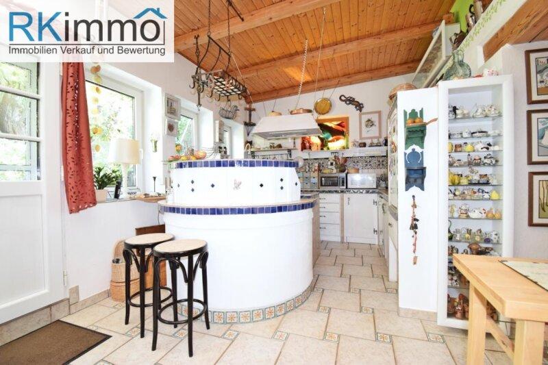 Landhaus mit mediterranen Flair in Ruhelage,  bestgepflegtes äußerst geschmackvolles Einfamilienhaus mit uneinsehbaren Garten /  / 2191Gaweinstal / Bild 11