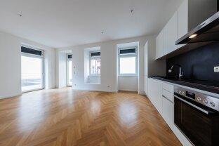 Hoch-Exklusive und Moderne 2Zimmer Wohnung mit sonnigem Eigengarten + Weinkellernähe Mariahilfer Straße,Erstbezug!