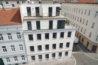 Traumhafte Dachgeschoss-Wohnung im Herzen von Ottakring !!!
