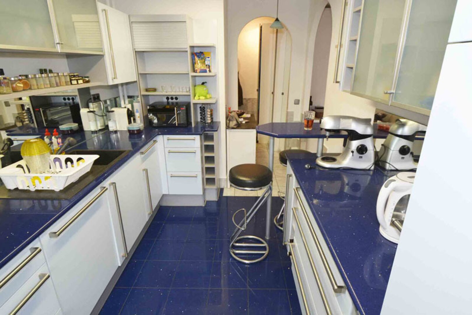 8. Küche