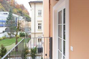 Moderne Stadtwohnung mit Balkon