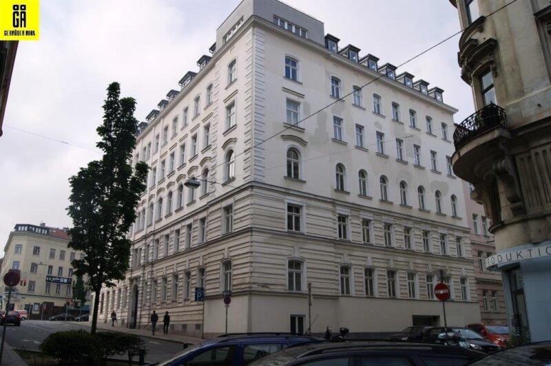Provisionsfrei für den Käufer - 2,5 Zimmer Alt-Wiener Vorsorgewohnung - Nähe Matzleinsdorfer Platz - Hohes Wertsteigerungspotential