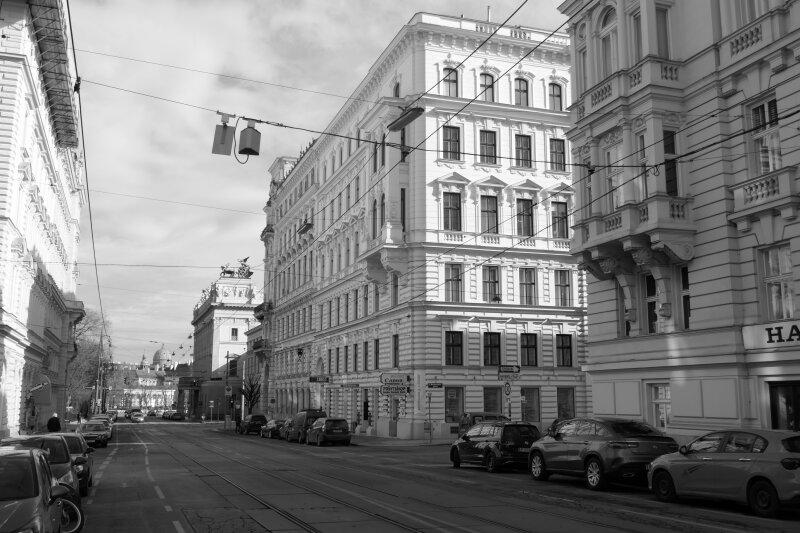 Herrschaftliche Altbauwohnung zwischen Parlament und Rathaus