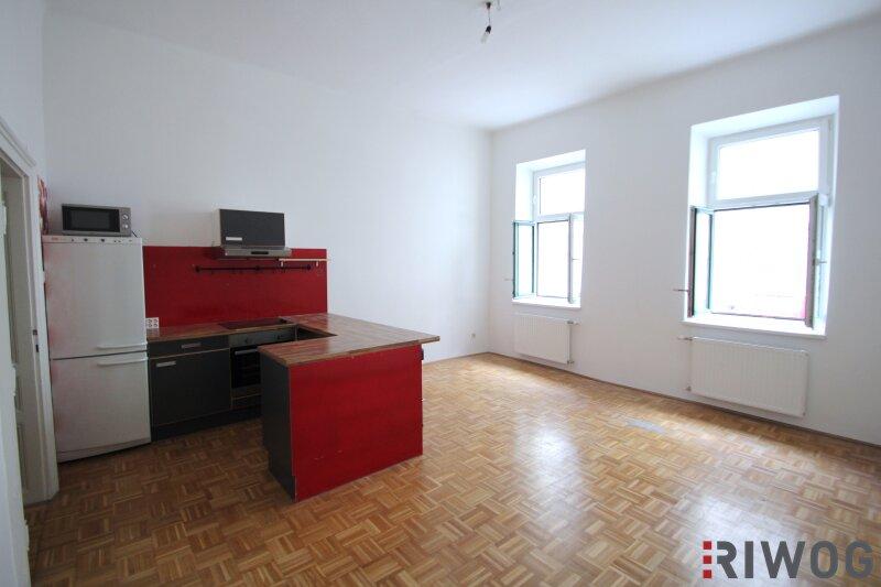 ***Charmante Altbauwohnung---Saniertes Haus---Schlafzimmer mit Innenhoflage*** /  / 1050Wien / Bild 0