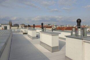 Top Dachgeschoß plus 360° Panoramablick-Gemeinschaftsterrasse